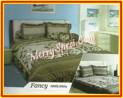 Sprei My Love 160 Fancy