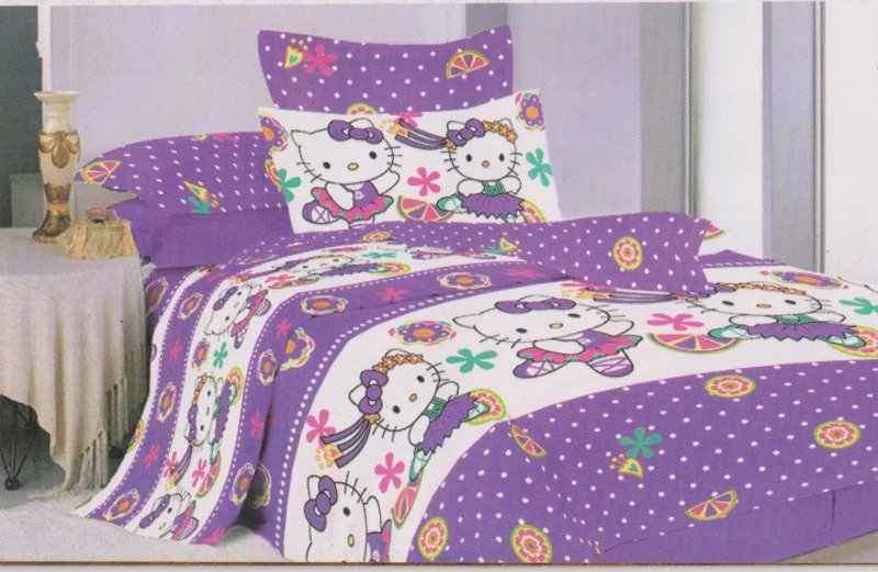 sprei belladona kitty balerina