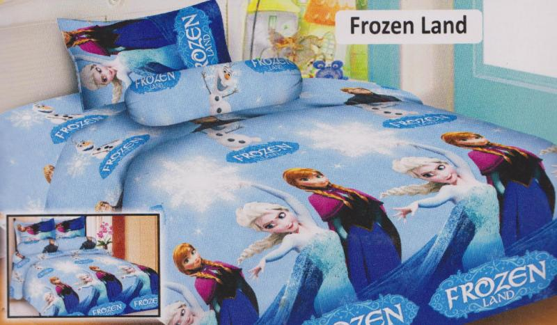 SPREI FAIRMONT FROZEN LAND