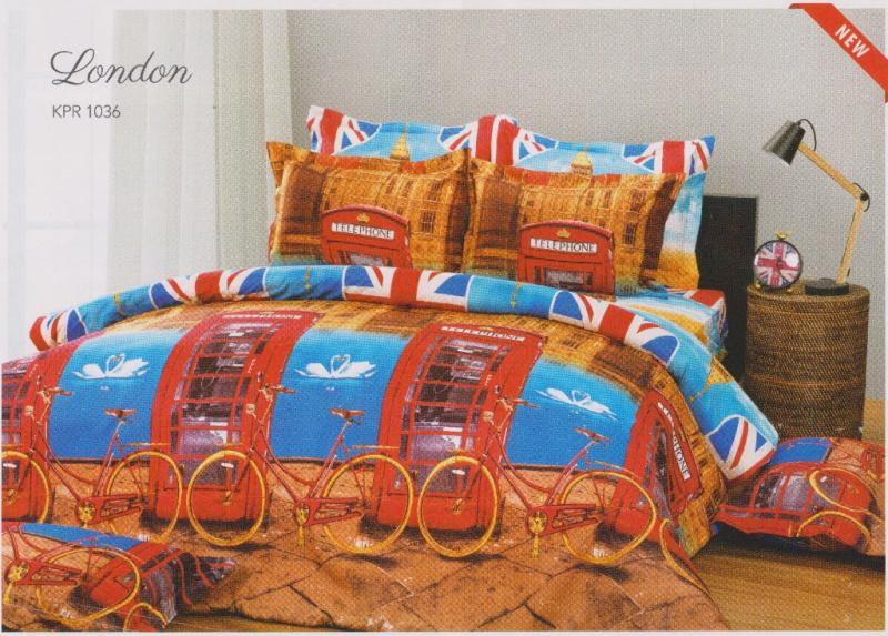 Sprei 120 Kendra LONDON