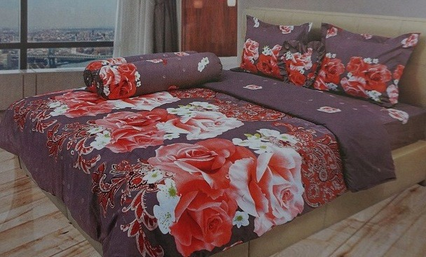 bedcover lady rose amore