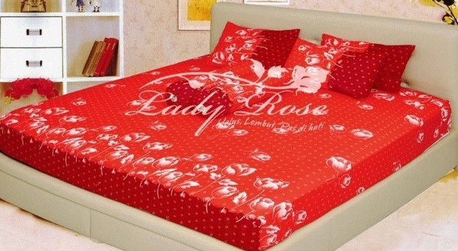 Sprei lady Rose 180 Harmony