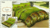 BED COVER LADY ROSE 180 TIGER