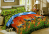 BED COVER LADY ROSE 180 PEACOCK