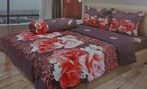 BED COVER LADY ROSE 180 Amore
