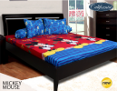Sprei 180 California Mickey Mouse