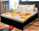Sprei 180 California Orange