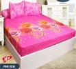 Sprei 180 California Pink Rose