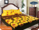 Sprei 180 California Sunflower