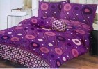 Sprei Lady Rose 180 Lembayung