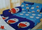 Sprei lady rose 180 Doraemon