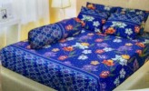 Sprei Lady Rose 180 Kalibiru
